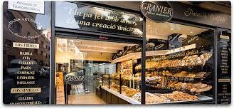 Panadería de diseño - Granier