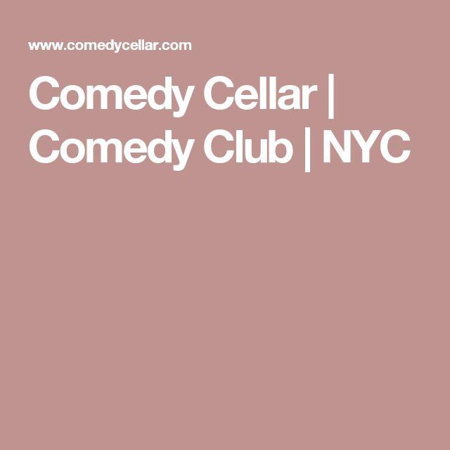 Comedy Cellar | Comedy Club | NYC