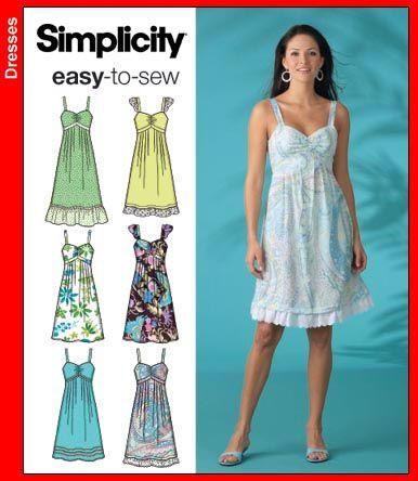 Simplicity 4119