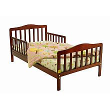 Dream On Me Contemporary Toddler Bed - Cherry