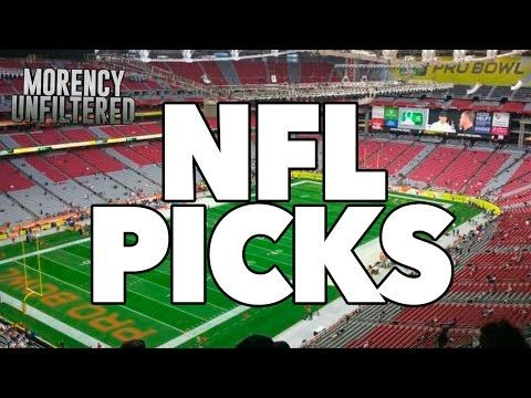 Week 10 NFL Picks | Morency Unfiltered