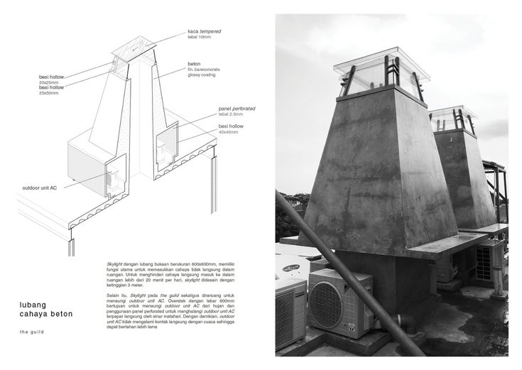 Gallery of The Guild / RAW Architecture - 49