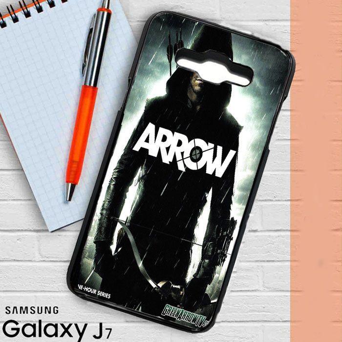 Arrow Movie Poster Samsung Galaxy J3 Case Casestrange