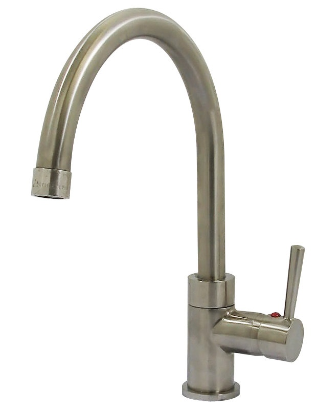 Lowes Kitchen Faucets Brushed Nickle