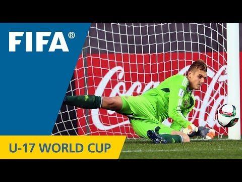 Highlights: Russia v. Costa Rica - FIFA U17 World Cup Chile 2015 - YouTube