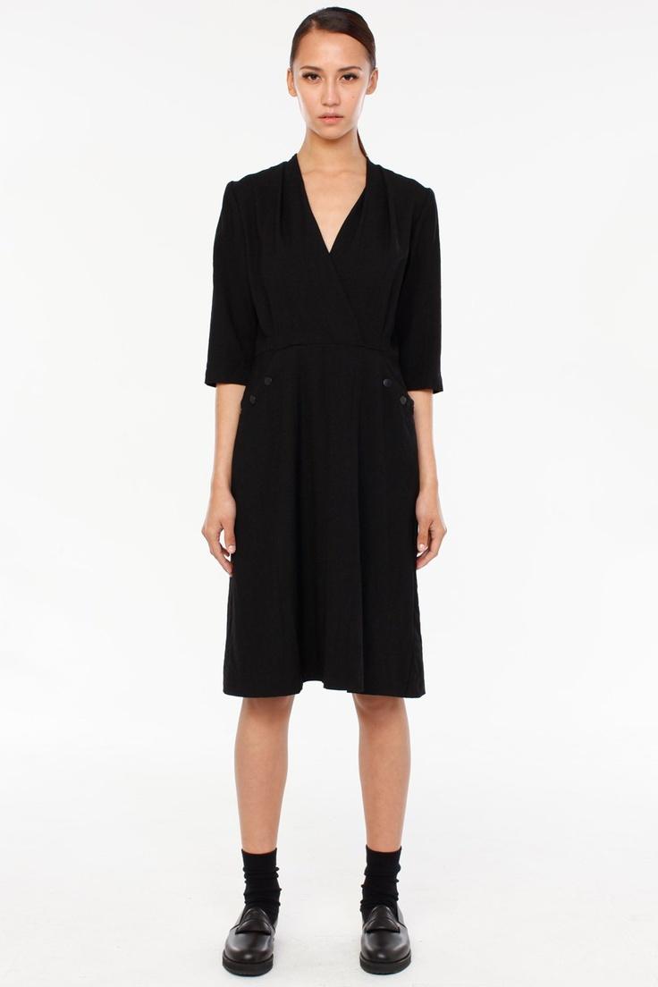 current a/w - VINTAGE DRESS - ZAMBESI store - shop online