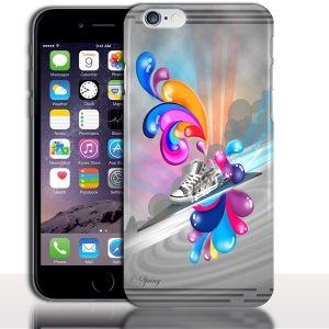 Coque iPhone 7 Subway Surfer|Protection rigide, Silicone|Pour Apple iPhone 7, iPhone 7 Plus