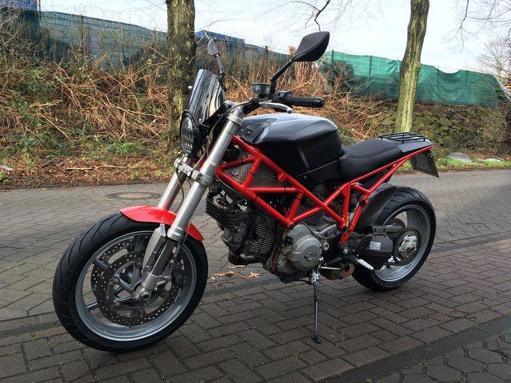 Ducati Multistrada 1000DS Custom | Motori