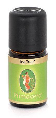 Tea Tree Oil (organic) by Primavera