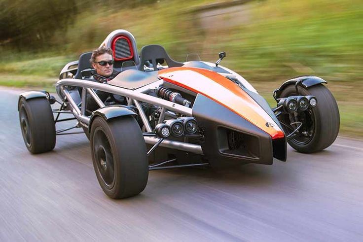 Ariel Motor Company history. Carphile.co.uk looks at the Somerset based British sports car manufacturer Ariel, makers of the Atom, Nomad and Ace motorcycle #ariel