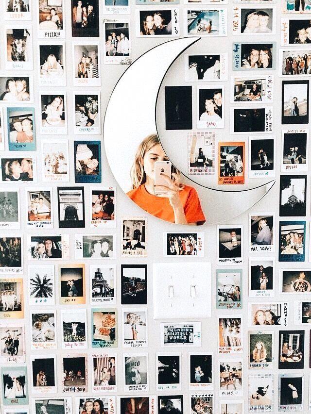 Image Result For Polaroid Room Decor Ideas Teengirlbedroomideas