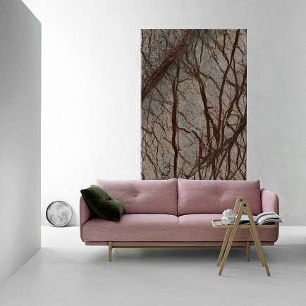 I need a pink sofa. Now. The Hold sofa. By WON
