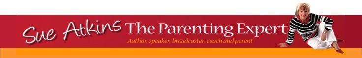 Sue Atkins Parenting Expert