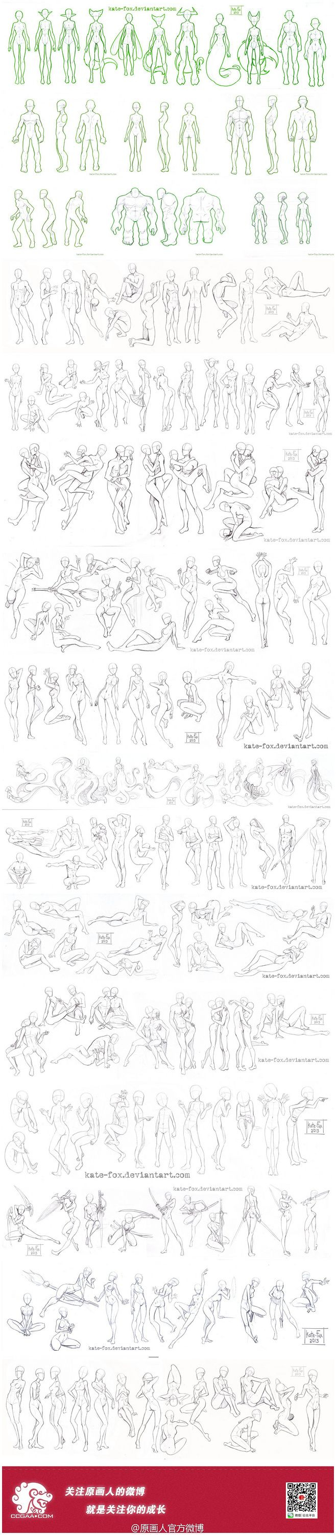 even more of them #models #bodies #templates