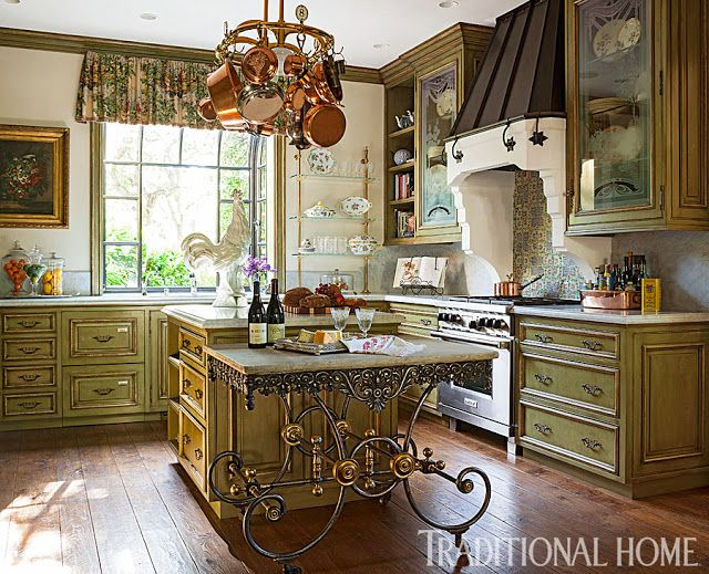 Hydrangea Hill Cottage French Country Decorating: 642 Best Images About Just Beautiful Kitchens On Pinterest