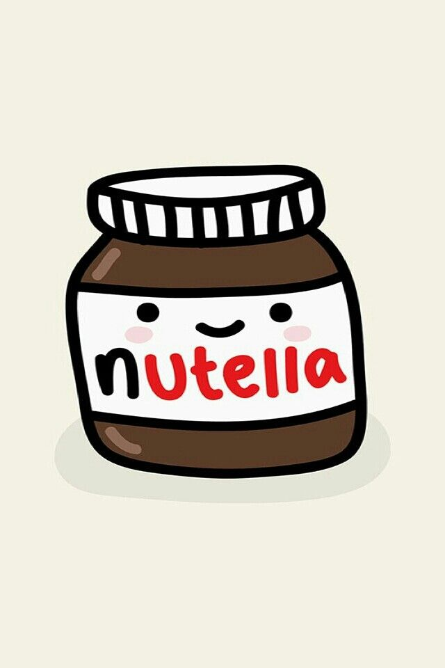 This is my friend nutella.