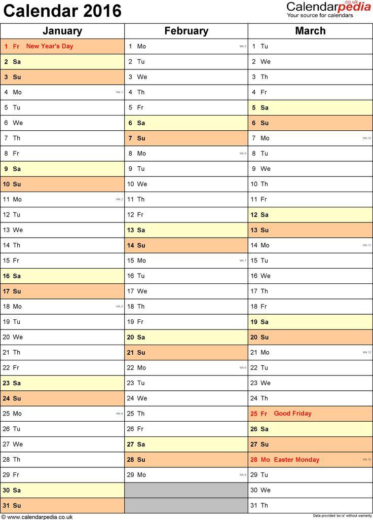 1123 best Calendar Layout Ideas images on Pinterest DIY - sample julian calendar