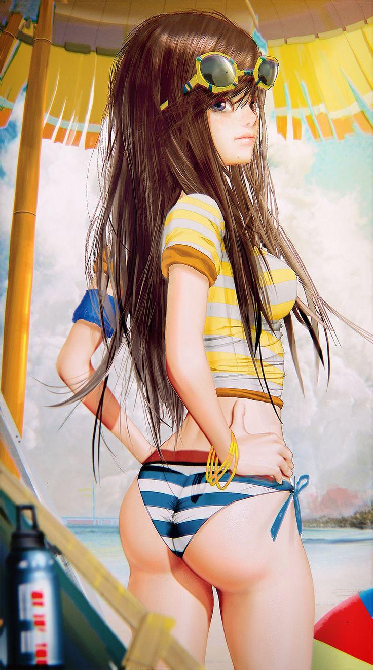 Late  Summer, Ryan Tien on ArtStation at https://www.artstation.com/artwork/late-summer