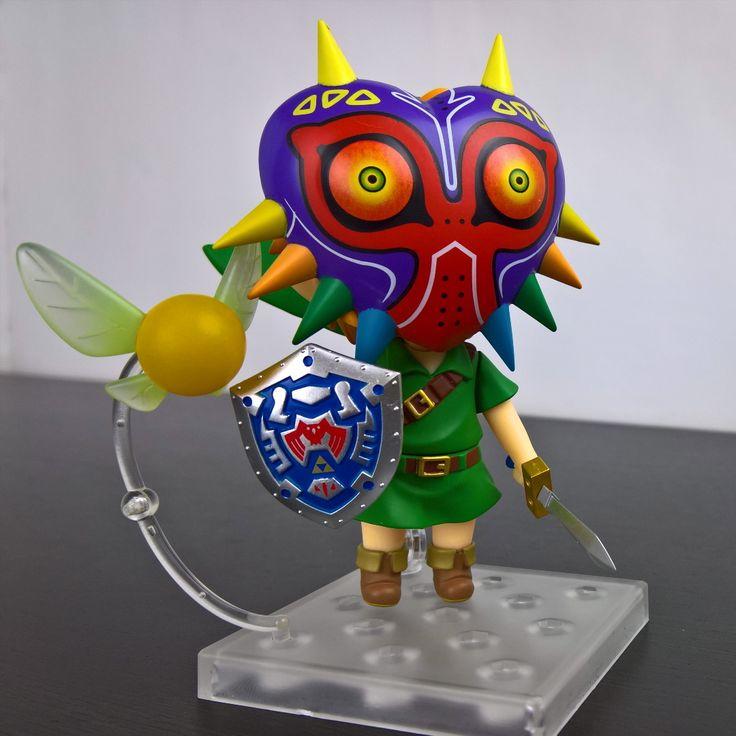 Hermoso #link de #majorasmask personaje del video juego #legendofzelda de #Nintendo