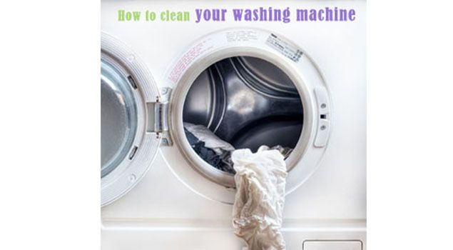 How To Clean Your {Front Loader} Washing Machine