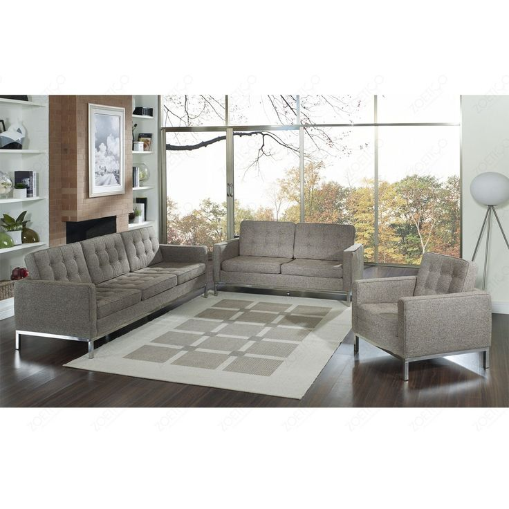 7 best Florence Knoll Sofa images on Pinterest   Apartments, Brown ...