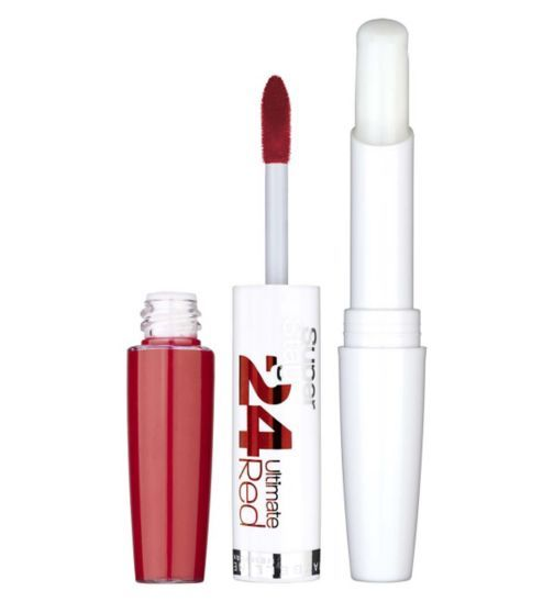 Maybelline Superstay Ultimate Red Lip - Boots