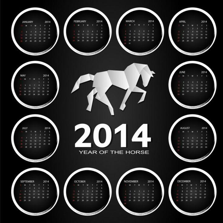 Best Calendars Calendarios Images On   Happy New