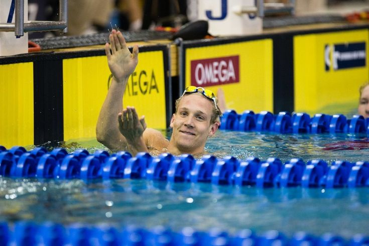 Caeleb Dressel Discusses Friendship With Ryan Murphy (Video)