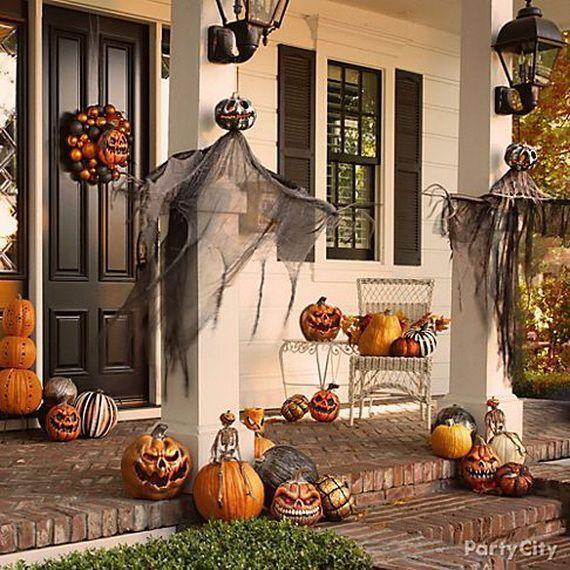 spooky halloween decorations - 570×570