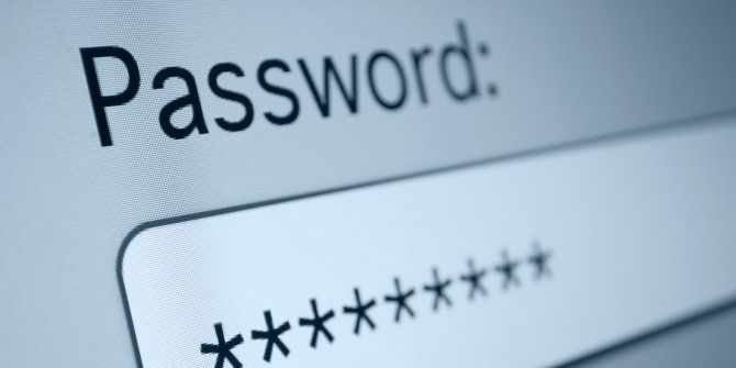 Use This Simple Trick to Create Secure Memorable Passwords #security