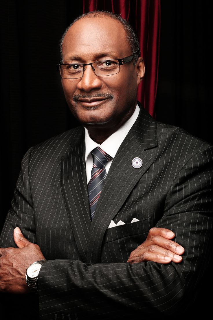 Rev Dr Jerry Young is president National Baptist Convention - He is an alum of Coahoma Community College and Rust College
