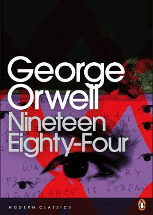 George Orwell's 1984: A Visual History  by Emily Temple