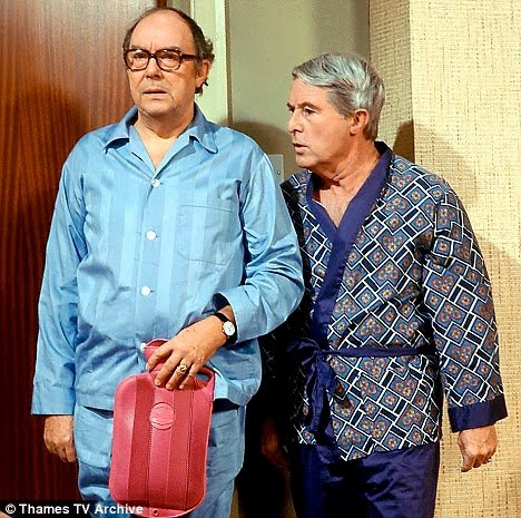 Morecambe and Wise pijamas