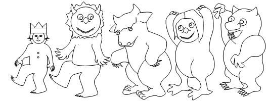 184 best Where the Wild Things Are images on Pinterest | Wild things ...