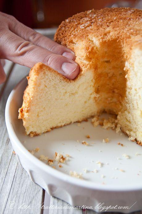 Chiffon cake (ricetta in italiano)