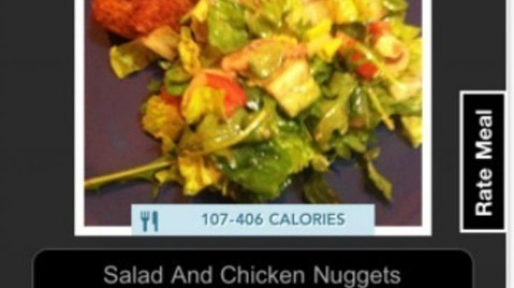 Calorie conscious eaters can put away their calculators and pull up their smartphone cameras. Meal Snap, a new app iPhone app by DailyBurn, tells users how many calories are in ...