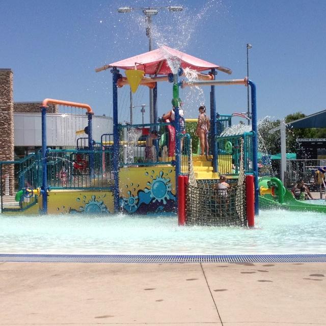 Gauche Aquatic Park In Yuba CityCa A Blast