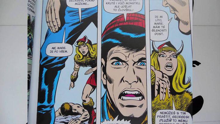 Recenze | Nejmocnější hrdinové Marvelu | Wolverine