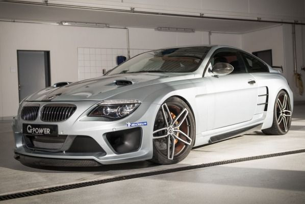 G-Power's highly modified BMW M6 E63