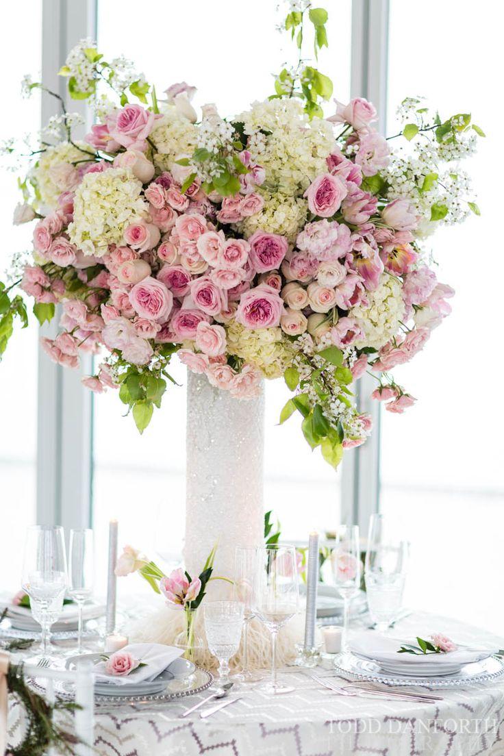 Portfolio - Victoria Ann Events || Lines  La Tavola Fine Linens || Design: Victoria Ann Events || Photography: Todd Danforth || Florals: The Crimson Petal Design