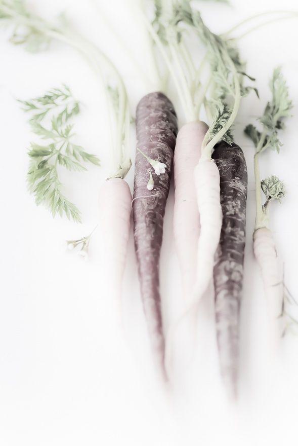 pale carrots