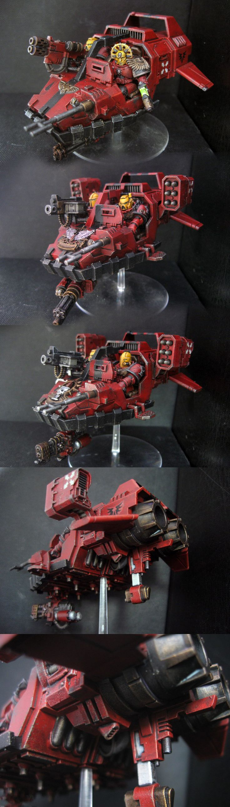 Blood Angels Army Project (pic carpet bombing) - Page 27
