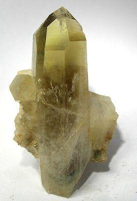 Değerli Taşlar: Kuvars Grubu Sitrin Kristali