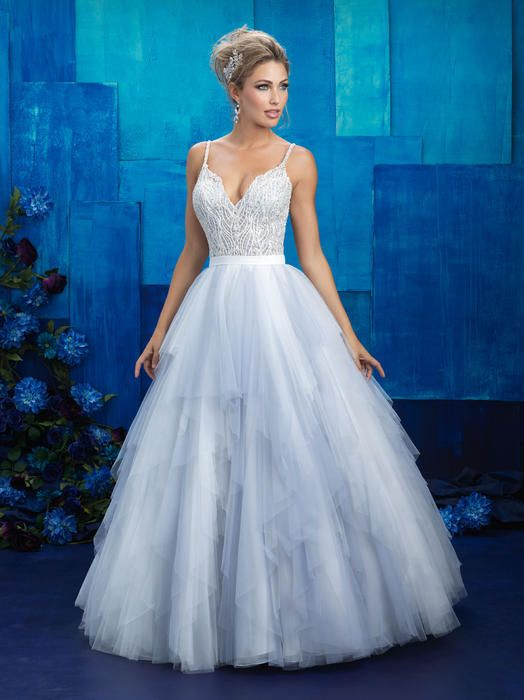 Allure Bridals 9425 Allure Bridal Best Bridal, Prom, and Pageant gowns in Delaware