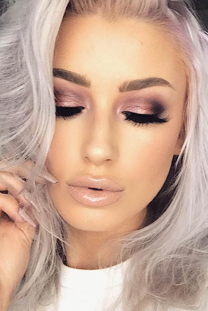 Best 25+ Winter Makeup Ideas On Pinterest