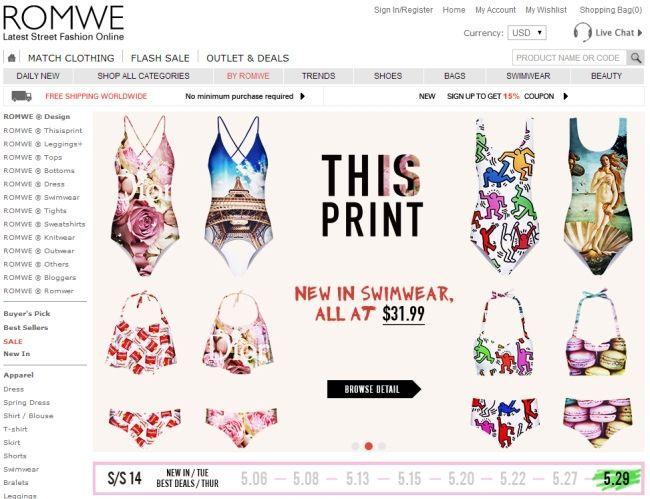 8 sites para comprar roupas no exterior e arrasar - Dicas de Mulher