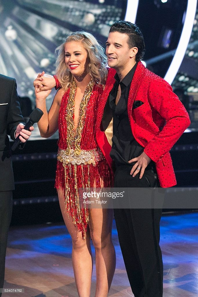 DWTS - It's the closest race ever with some of the best dancing celebrities have ever pulled off. Ginger Zee and Valentin Chmerkovskiy, Nyle DiMarco and Peta Murgatroyd, and Paige VanZant and Mark Ballas have one last night of competitive dancing, vying to win the judges' and America's votes to be crowned the 'Dancing with the Stars' champion, culminating an incredible season, announced live TUESDAY, MAY 24 (9:00-11:00 p.m. EDT), on ABC. Paige VanZant, Mark Ballas