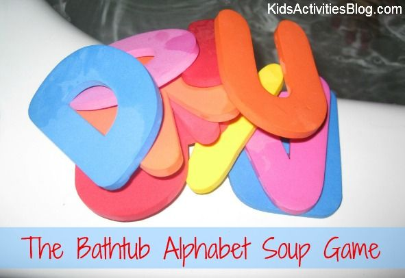 Kids Learning Games: Bathtub Alphabet Soup: Bathtubs Alphabet, Activities Blog, Bathtubs Learning, Kid Activities, Kids Learning Games, Kids Activities, Alphabet Learning, Kidsactivitiesblog Com, Alphabet Soups