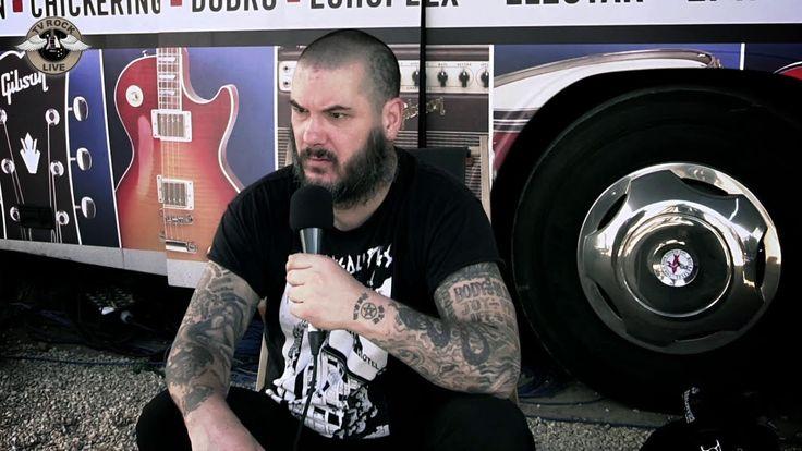 Philip H. Anselmo & the Illegals - Interview - Hellfest 2014 [HD] - TV R...