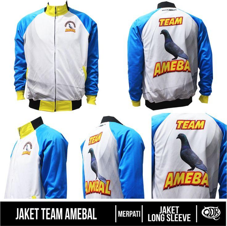Team Amebal (Jersey Merpati) Bahan: Dry-fit printing: sublimasi untuk pemesanan: BBM 543D3DBB Qdr online shop WA/LINE 081222970120